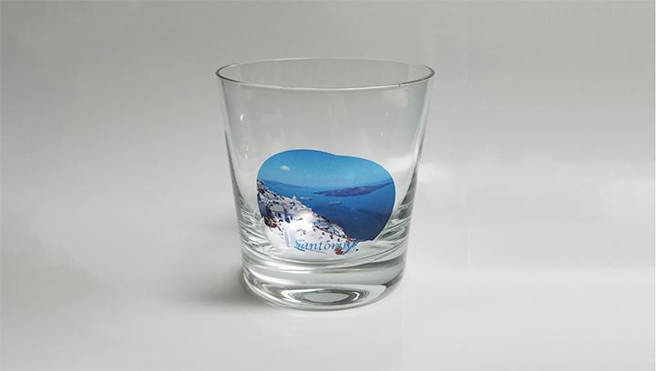Laxeropグラス サントリーニ Santorini