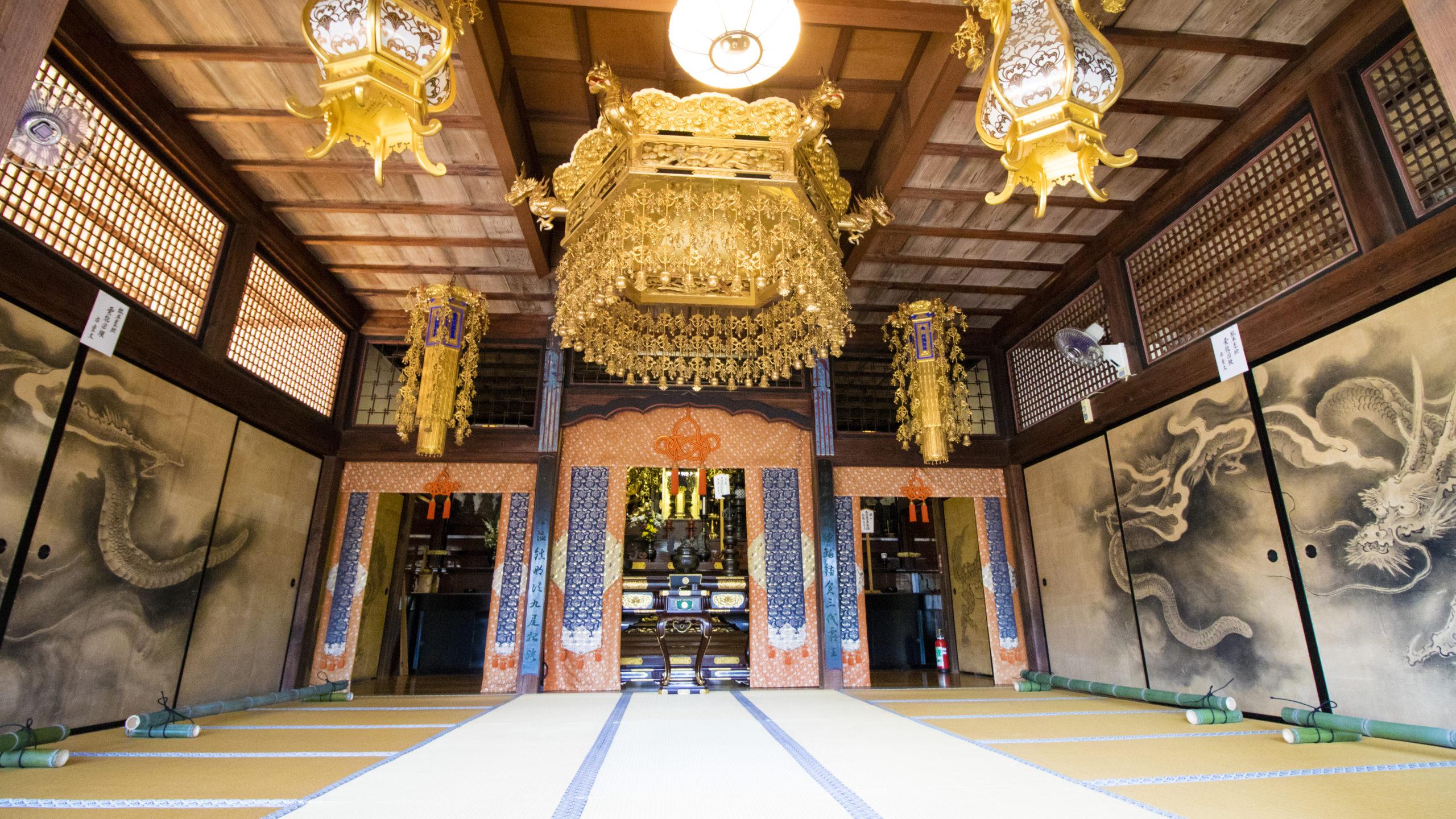 横須賀 満昌寺様 御堂