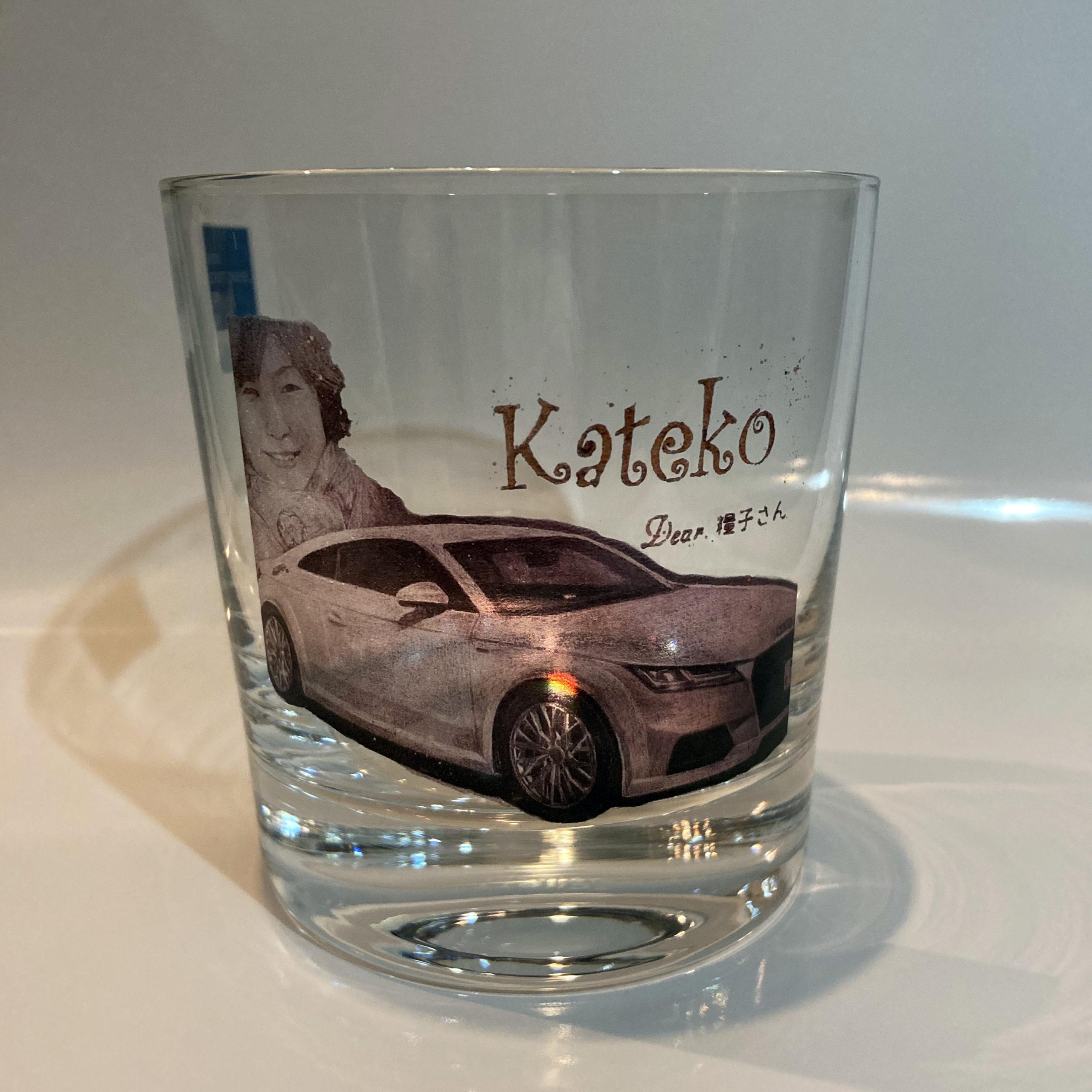 石井糧子 Kateko Laxerop ラージェロップ グラス