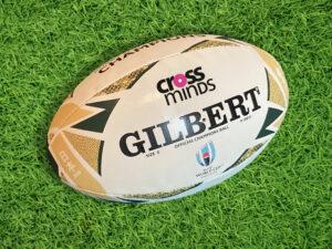 RWC 2019 チャンピオンズ ボール Gilbert