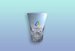 バカラ Baccarat Laxerop printing フルカラー グラス 印刷