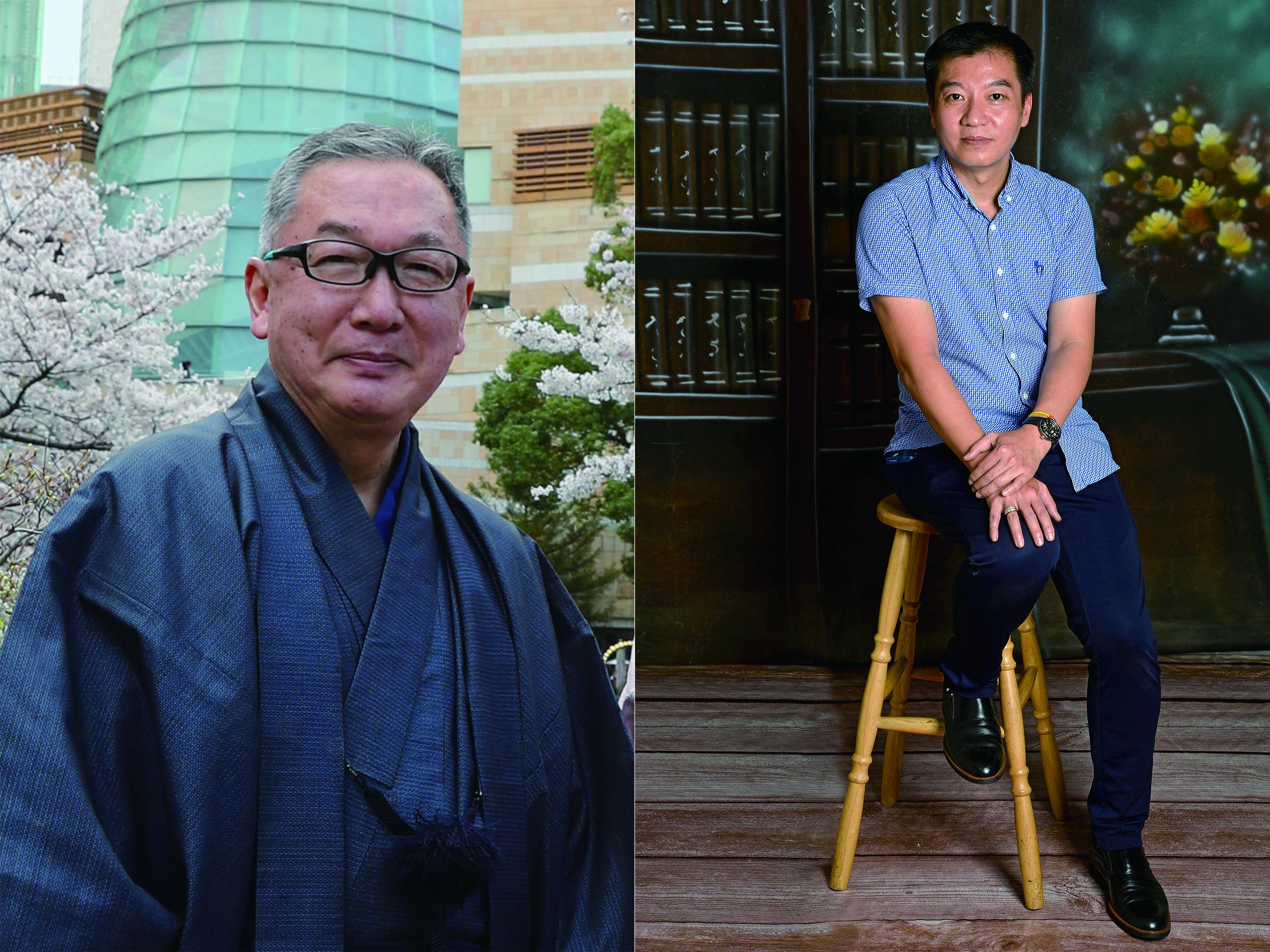 Katsuhiko Nishimura Daniel Liau