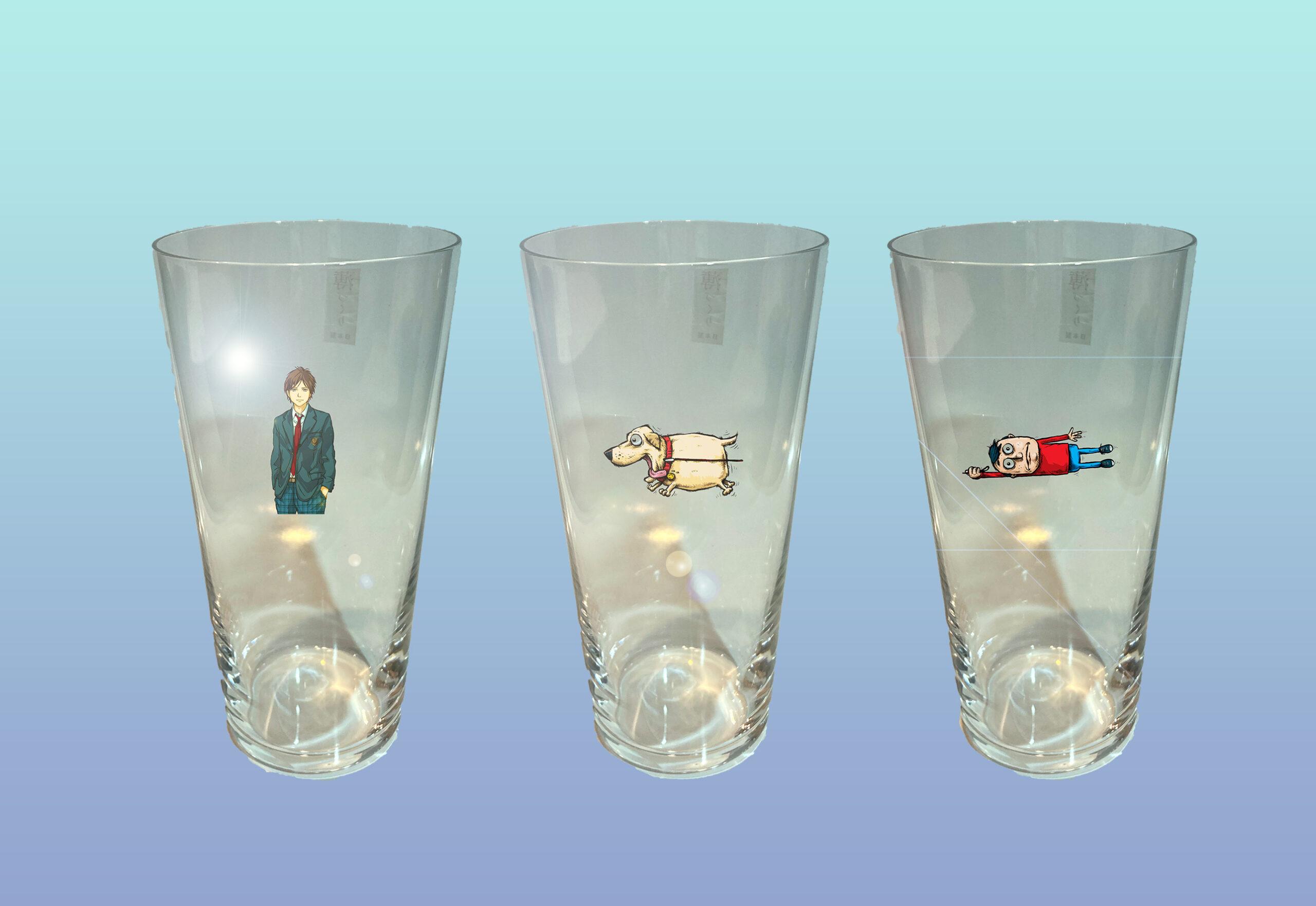 Laxeropラージェロップ グラス